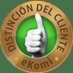 eKomi bronze seal