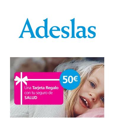 Promoción Adeslas