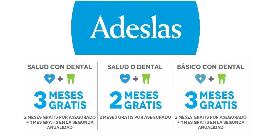 Campana De Adeslas Hasta 3 Meses Gratis Para Particulares Y Empresas